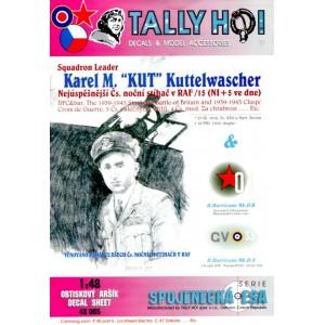 Squadron Leader Karel M. KUT Kuttelwascher