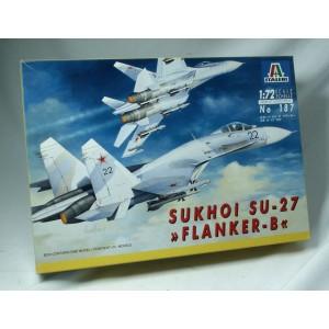 Sukhoi Su-27 Flanker-B