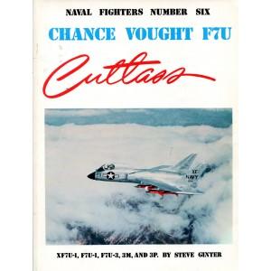 Chance Vought F7U Cutlass