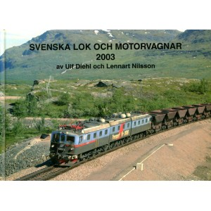 Svenska lok och motorvagnar 2003