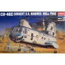 "CH-46E Current U.S. Marines ""Bull Frog"""