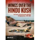 Wings over the Hindu Kush: Air Forces, Aircraft and Air Warfare of Afghanistan, 1989-2001 (Asia@War)
