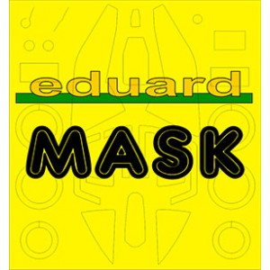 F4U-1D mask for Tamiya