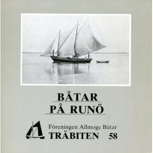 Båtar på Runö