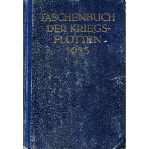 Taschenbuch der Kriegsflotten XXI. Jahrgang 1923