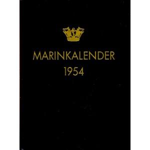 Marinkalender 1954