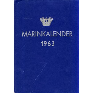 Marinkalender 1963