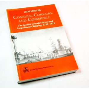 Consuls, Corsairs, & Commerce
