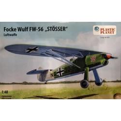 Focke Wulf Fw-56 Stosser...