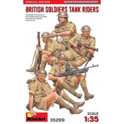British Soldiers Tank...