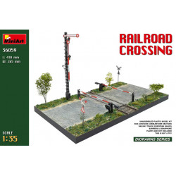 Railroad crossing (European...