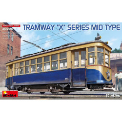 "Tramway ""X"" Series Mid Type"