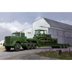 M920 Tractor tow with...