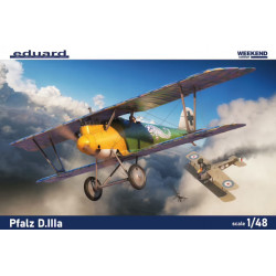 Pfalz D.IIIa Weekend Edition