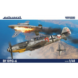 Bf-109G-6 Weekend Edition