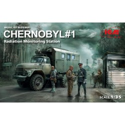 Chernobyl No.1 - Radiation...