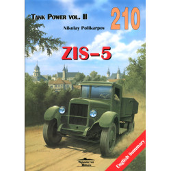 Tank Power 210 - ZIS-5
