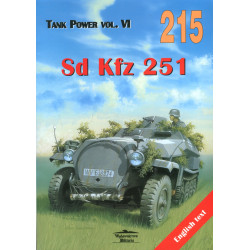 Tank Power 215 - Sd Kfz 251
