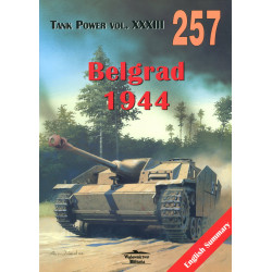 Tank Power 257 - Belgrad 1944