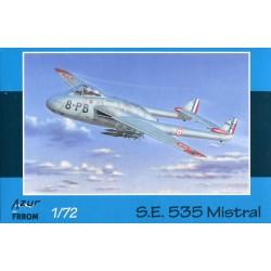 SNCASE SE-535 Mistral France