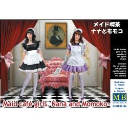 Maid Cafe Girls, Nana and...