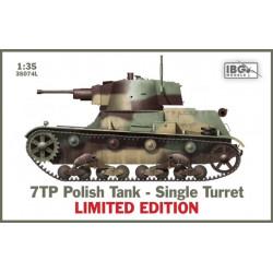 7TP Polish Tank - Single...