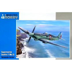 Supermarine Seafire F Mk.15...
