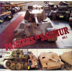Panzers in Saumur No.1