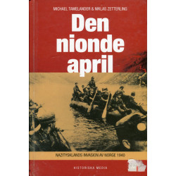 Den nionde april :...