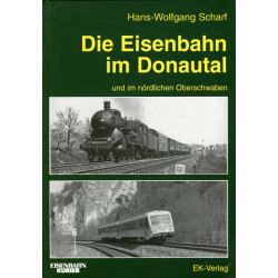 Die Eisenbahn im Donautal:...