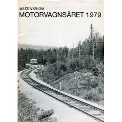 Motorvagnsåret 1979
