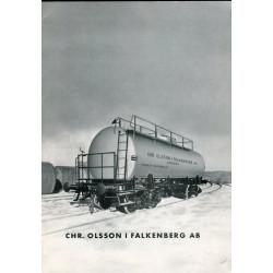 CHR. Olsson i Falkenberg AB