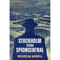Stockholm som spioncentral...