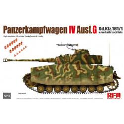 Panzerkampfwagen IV Ausf. G...