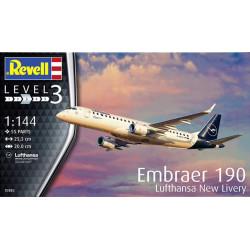 Embraer 190 Lufthansa New...