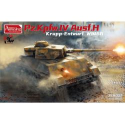 Panzer IV Ausf.H Krupp...
