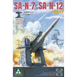 SA-N-7 & SA-N-12 2 in 1