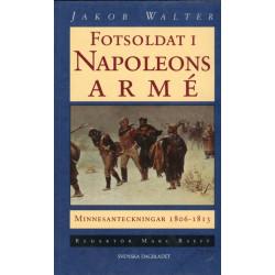 Fotsoldat i Napoleons armé...