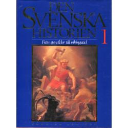Den svenska historien 1:...