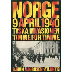 Norge 9 april 1940 : tyska...