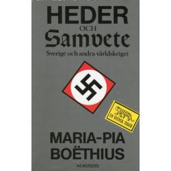 Heder och samvete: Sverige...