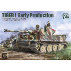 Tiger I Early Production...