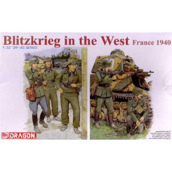 Blitzkrieg in the West...
