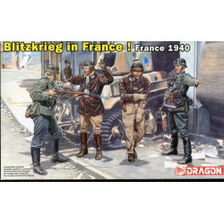Blitzkrieg in the France...