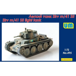 Strv m/41 SII light tank