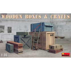 Wooden Boxes and Crates...