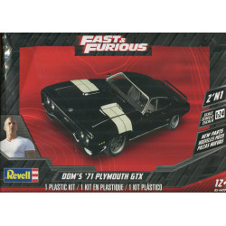 Fast & Furious '71 Plymouth...