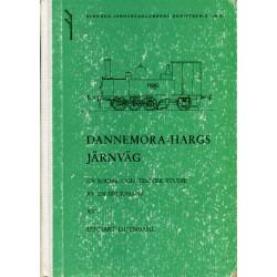Dannemora Hargs järnväg