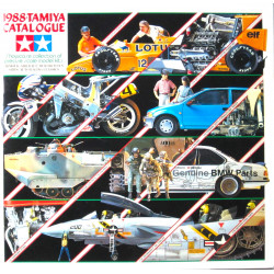 Tamiya 1988 Catalogue