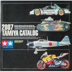 Tamiya 2007 Catalogue